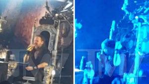 Korn's Jonathan Davis Gets Oxygen Onstage, Still Struggling From COVID