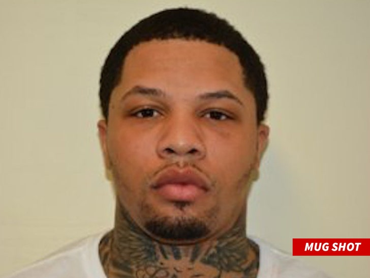 Boxer Gervonta Davis charged with battery of ex-girlfriend in Florida