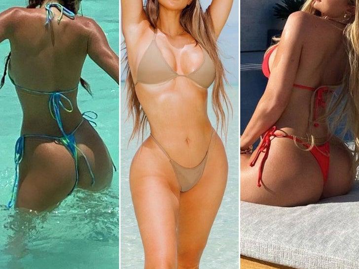 Kardashian Hot Shots Of 2020 -- Guess Who!