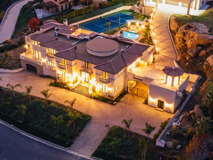 Rapper Polo G Buys New Mansion