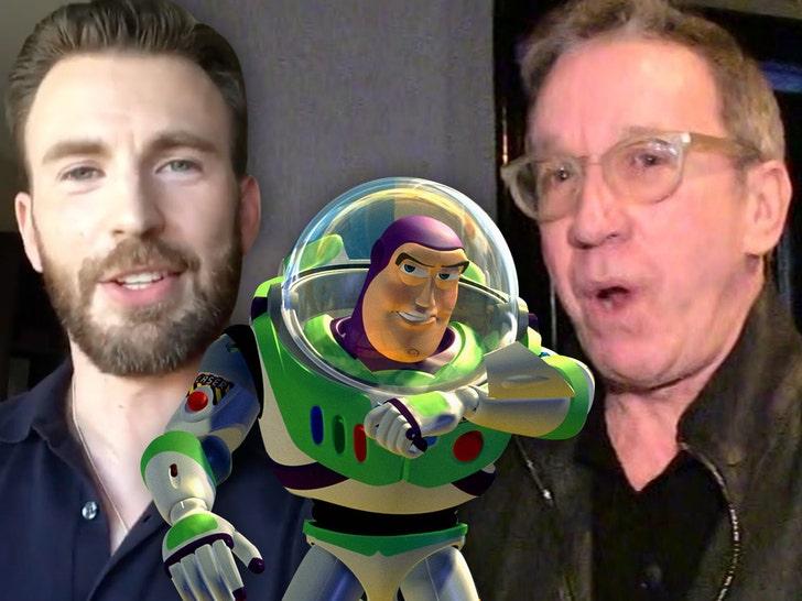 Chris Evans as Young Buzz Lightyear Seen as Political Shot at Tim Allen.jpg
