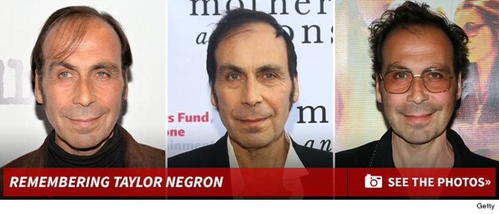 Remembering Taylor Negron