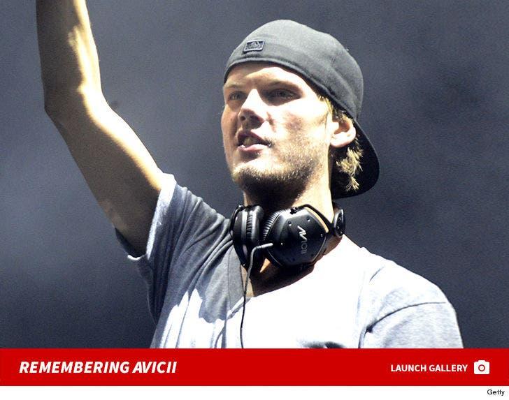 Remembering Avicii