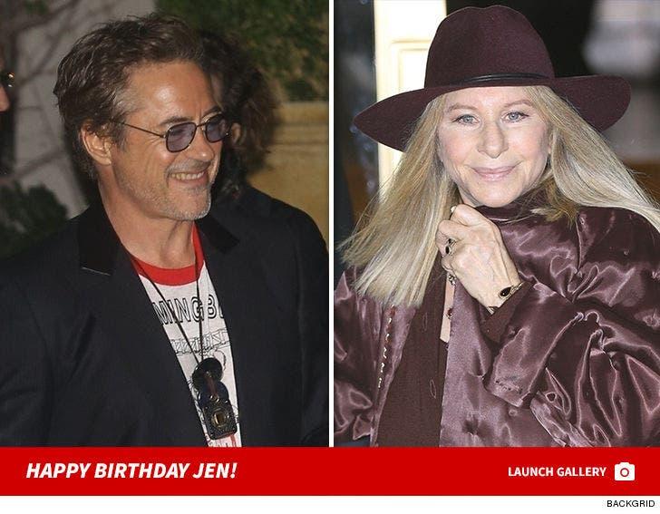 Jennifer Aniston's 50th Birthday