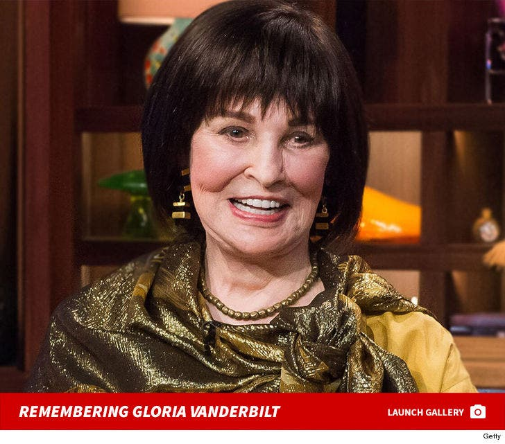 Remembering Gloria Vanderbilt