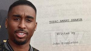 John Singleton's 'All Eyez On Me' Script with Tupac Prison Rape Scene