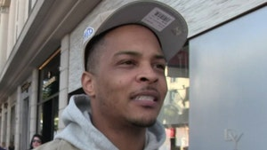 T.I. Resumes Filming 'Family Hustle' Show After Death of Sister