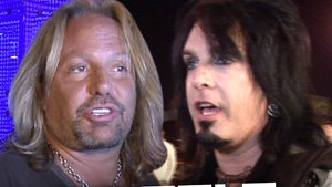 Motley Crue's Vince Neil and Nikki Sixx Trash Reelz Show & Threaten Lawsuit
