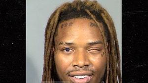 Fetty Wap Accused of Punching 3 People in Las Vegas Arrest