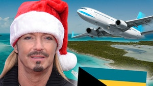 Bret Michaels Bringing $20k in Gifts to Bahamas for Holidays