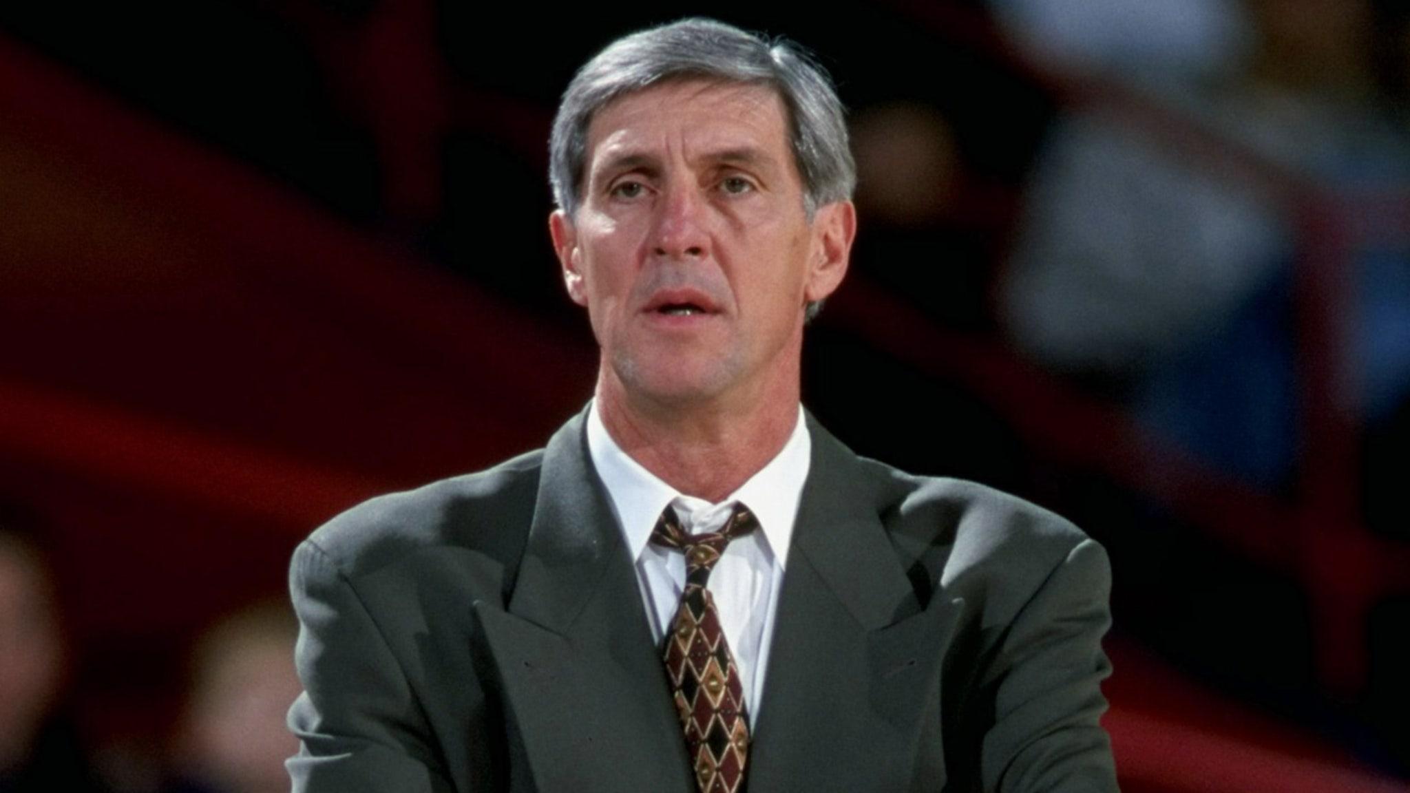 Jerry Sloan, Legendary NBA Utah Jazz Coach, Dead at 78