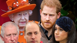 The Queen Calls Meghan Markle and Prince Harry's Racism Claims 'Concerning'