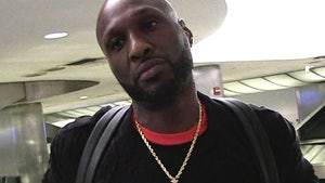 Lamar Odom Ordered To Pay Ex $380K In Support Case