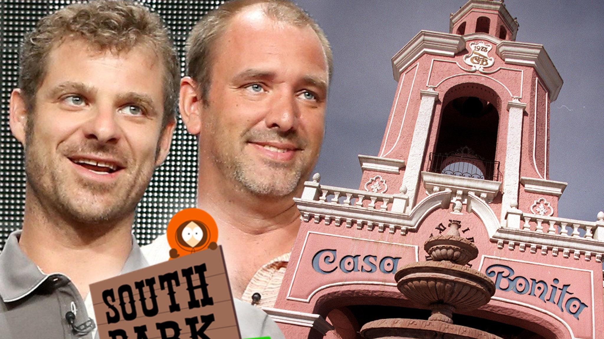 'South Park' Creators Quickly Put Together Deal to Buy Real Casa Bonita