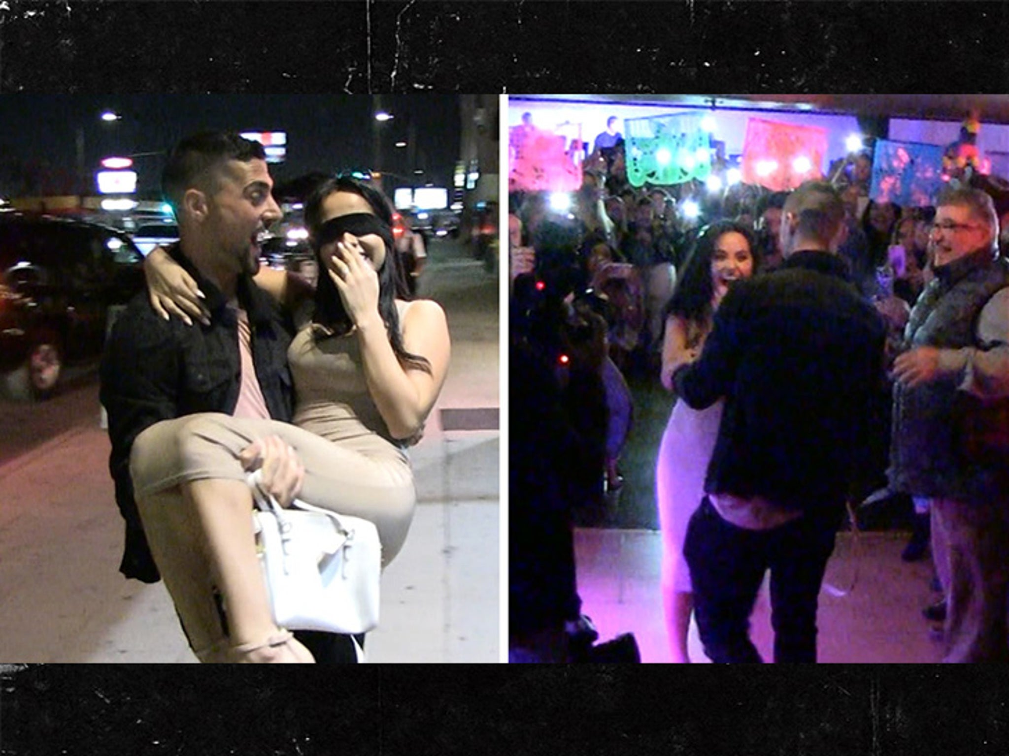 Becky G Gets Awesome Belated Surprise Birthday Party