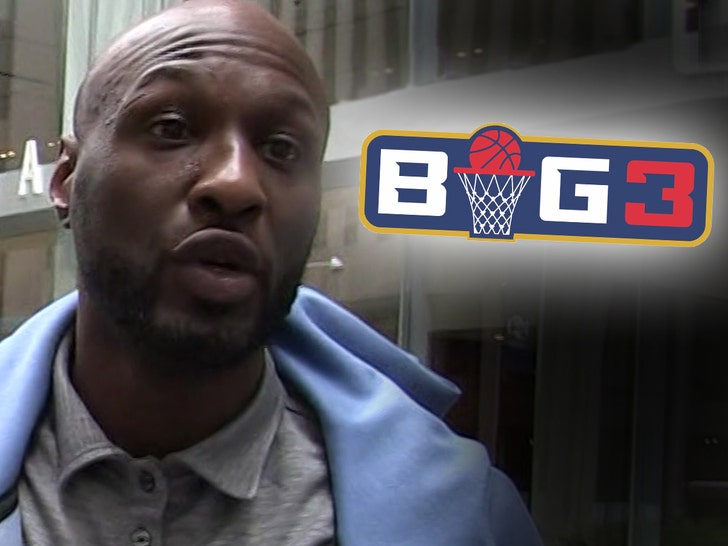 'Big 3' Basketball League Removes Four Former NBA Stars For Poor Play
