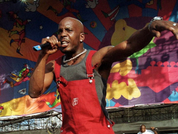 DMX -- Through The Years