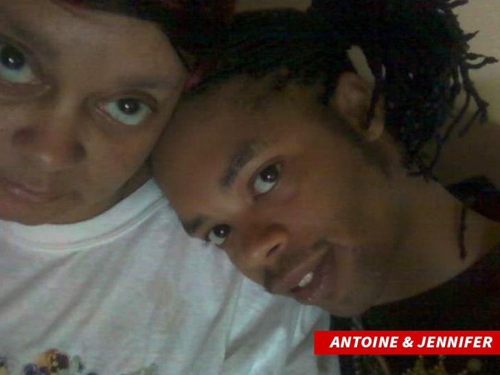 Antoine & Jennifer