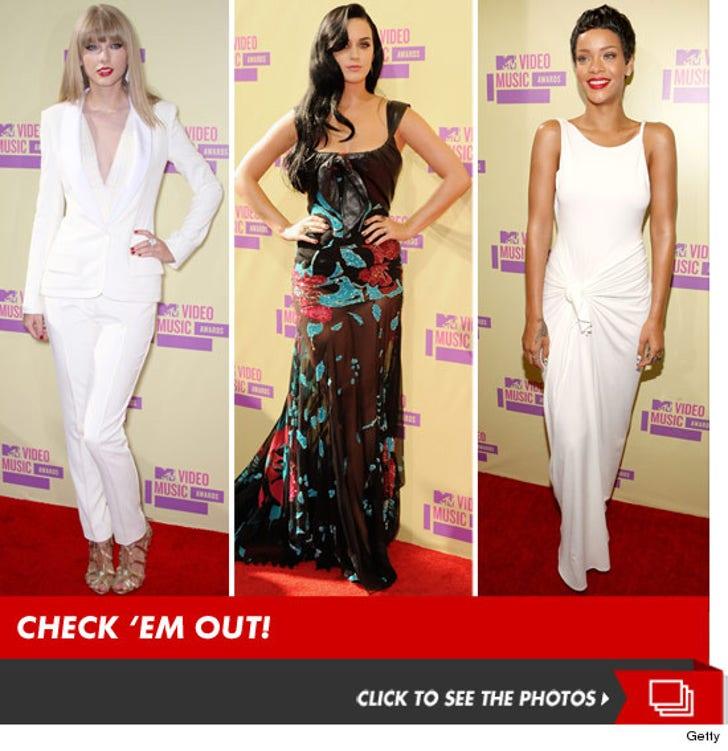 2012 MTV Video Music Awards -- Red Carpet Rewind!
