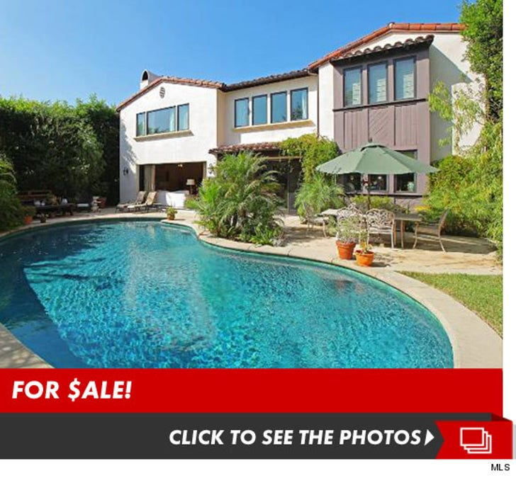 Taylor Armstrong -- Getting Squeezed Out of L.A. Mansion