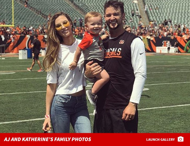 AJ and Katherine McCarron's Family Photos