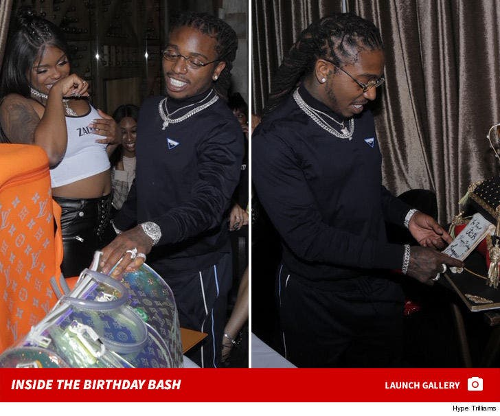 Jacquees Birthday Party Photos