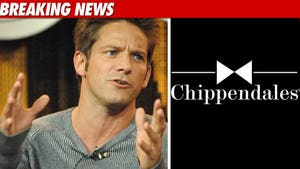 Ex-98 Degrees Star -- Hired By Chippendales