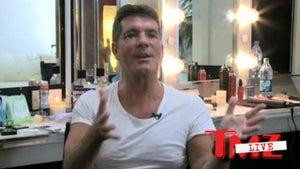 Simon Cowell -- Marriage Talk Makes Me LMAO