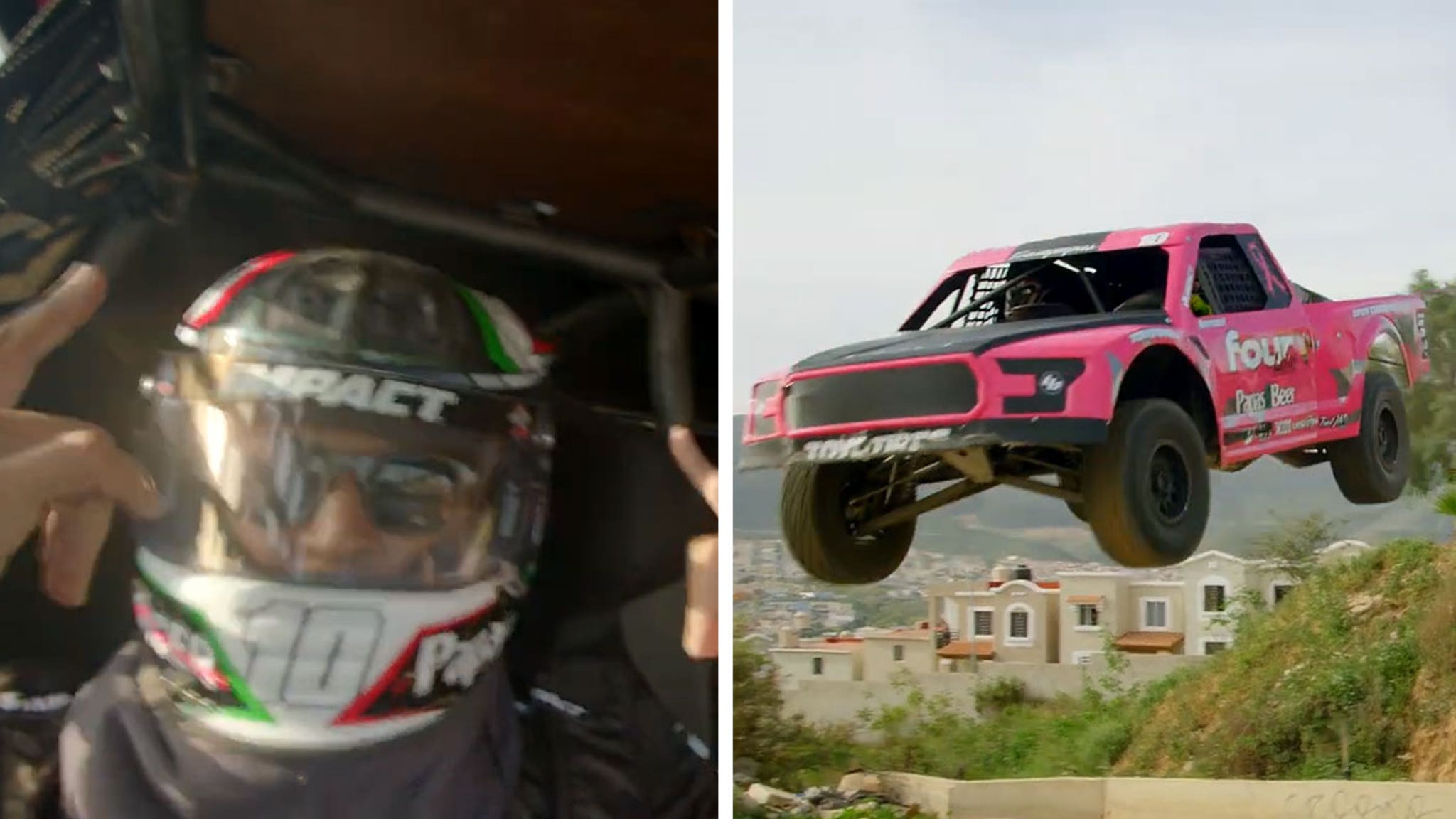 Lil Jon Does Insanely Dangerous Joyriding With Baja 1000 Winner