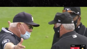 MLB's Ron Gardenhire Ejection Caught On Hot Mic, 'Get The F**k Out!'