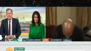 Mike Tyson Explains Bizarre 'Good Morning Britain' Interview, I Was Tired!