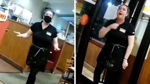 Denny's Server Quits in Anger After Customer Refuses to Wear Mask