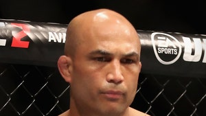 B.J. Penn Arrested for DUI In Hawaii