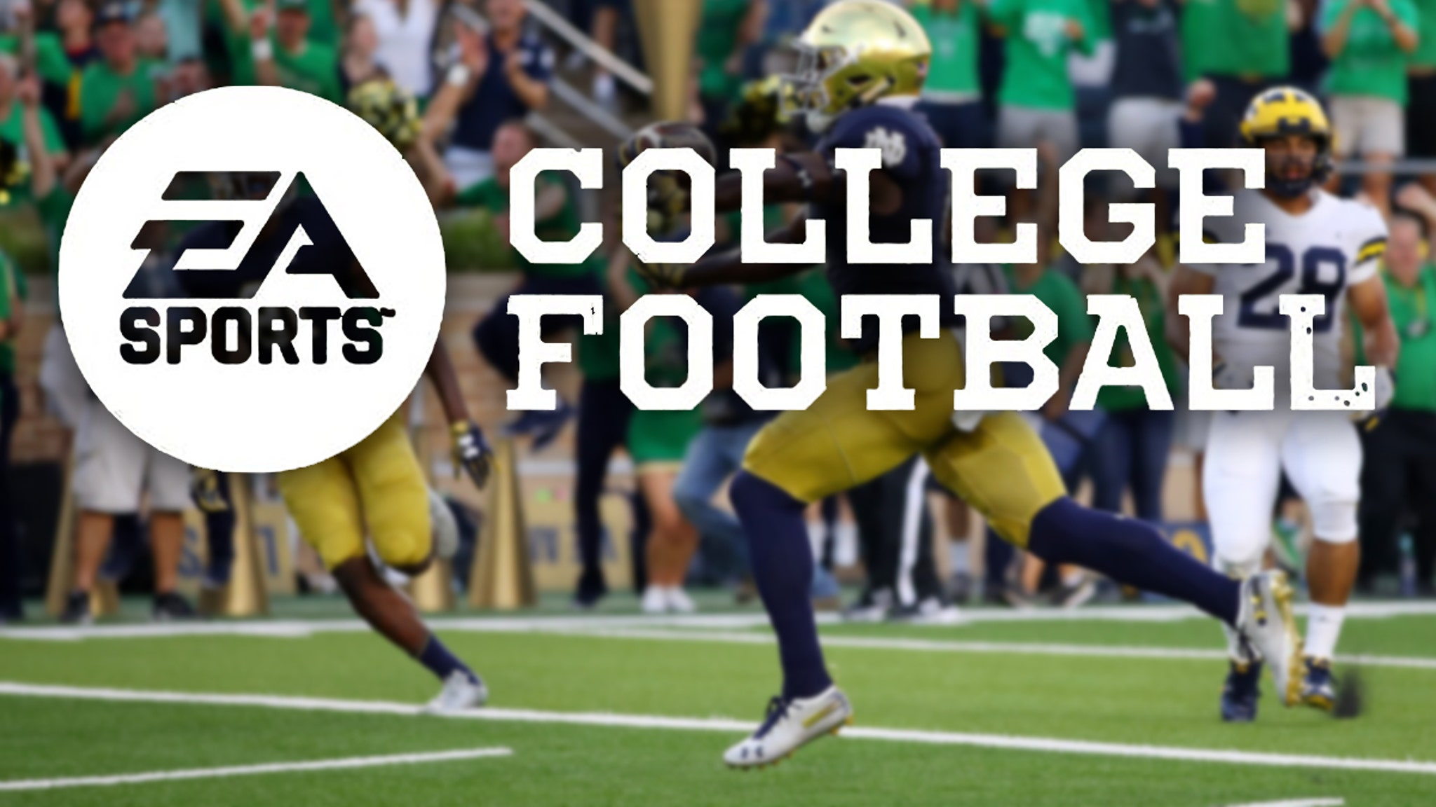 Notre Dame Opts Out of New NCAA Football Video Game, Says Athletes Should Get Paid - TMZ