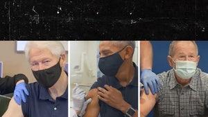 Obama, Bush, Clinton, Carter Endorse Vaccinations, Get Shots on Camera