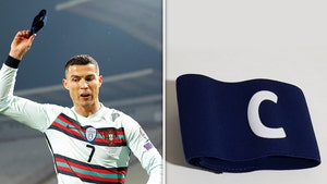 Cristiano Ronaldo Armband Thrown In Temper Tantrum Sells For $75k, Funds For Sick Baby