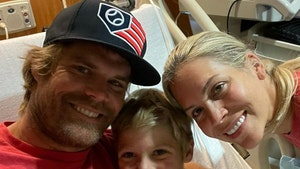 Greg Olsen Gives Positive Update On Son's Heart Transplant, 'Unbelievable Recovery'