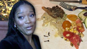 Met Gala Chef Defends Food After Keke Palmer's Pic Draws Criticism