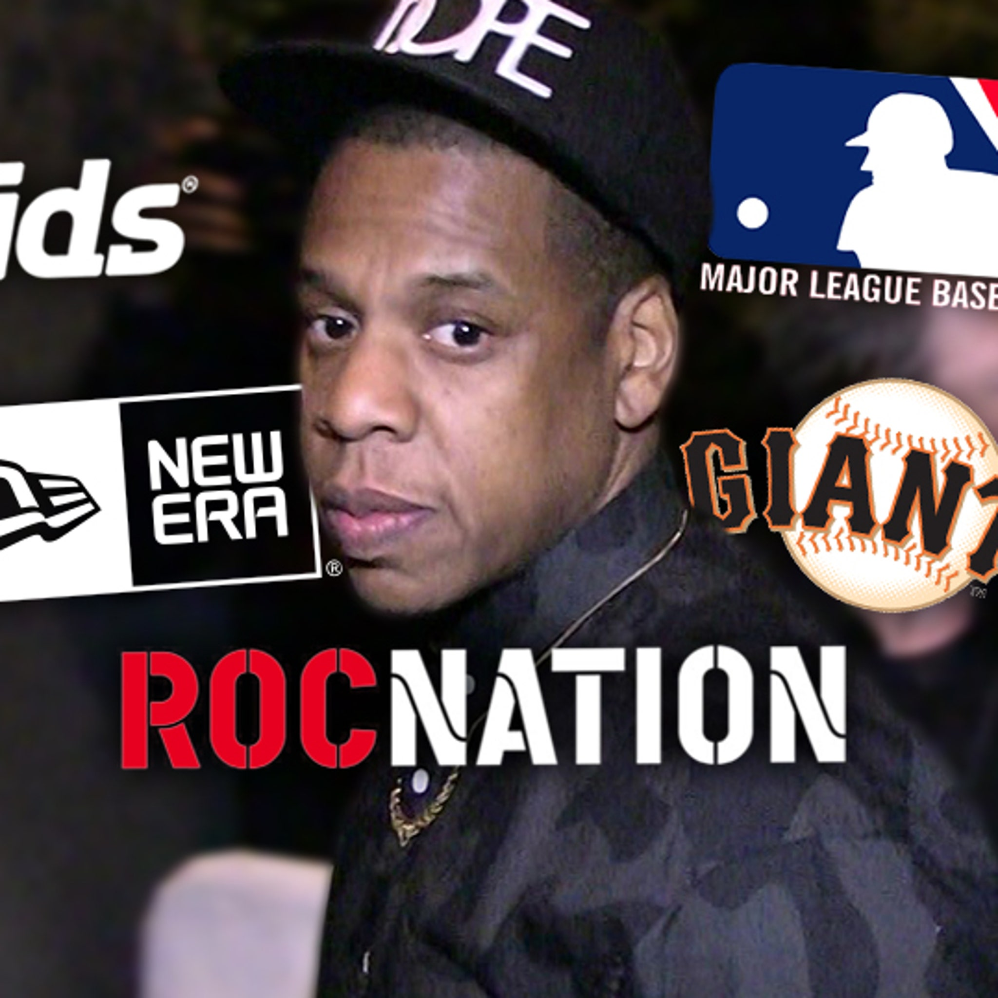 Jay Z Sued for Using 'ROC NATION' Logo