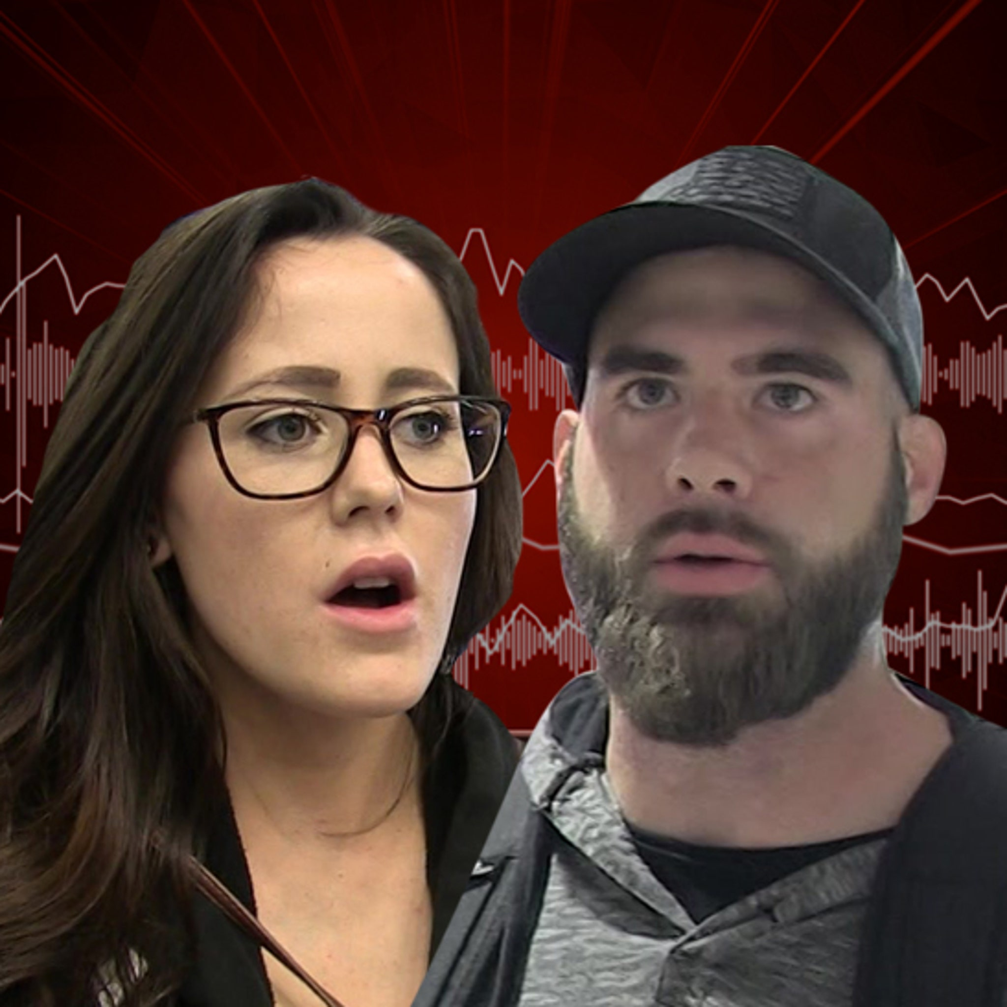 Teen Mom' Star Jenelle Evans' Hysterical 911 Call, Claims Husband