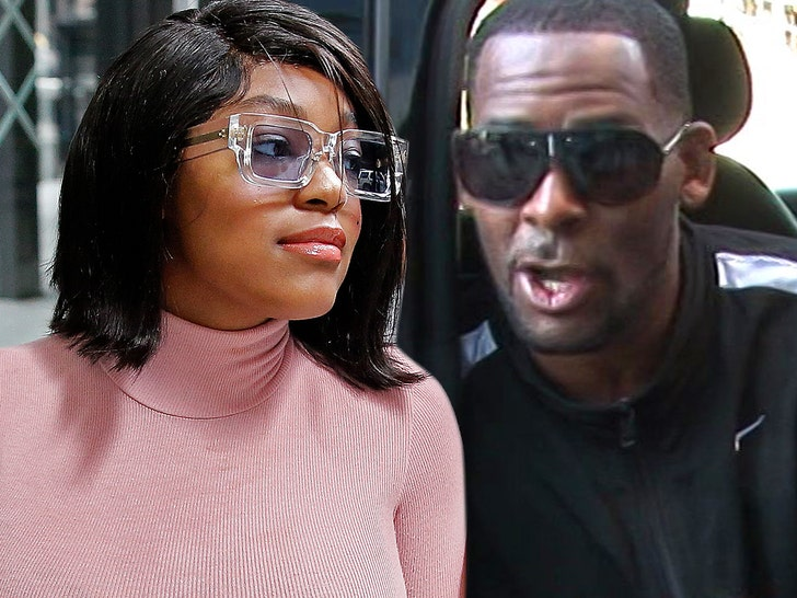 R. Kelly's Ex, Azriel Clary, Now Working with Feds