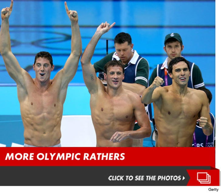 Olympic Athletes -- Who'd You Rather?