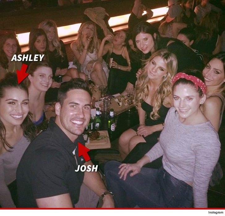 Bachelorette' Alum Josh Murray -- Chill out BachNation     Ashley