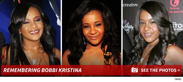 Remembering Bobbi Kristina