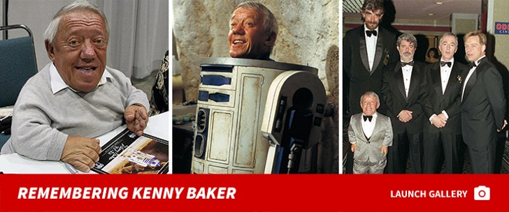 Remembering Kenny Baker