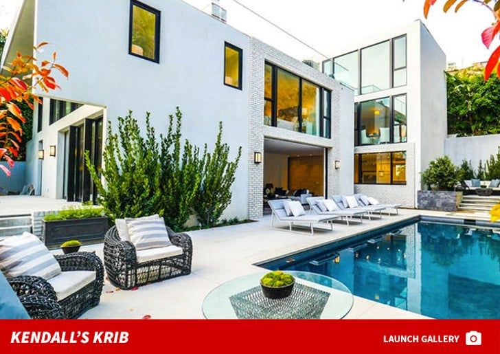 Kendall Jenner's WeHo Pad