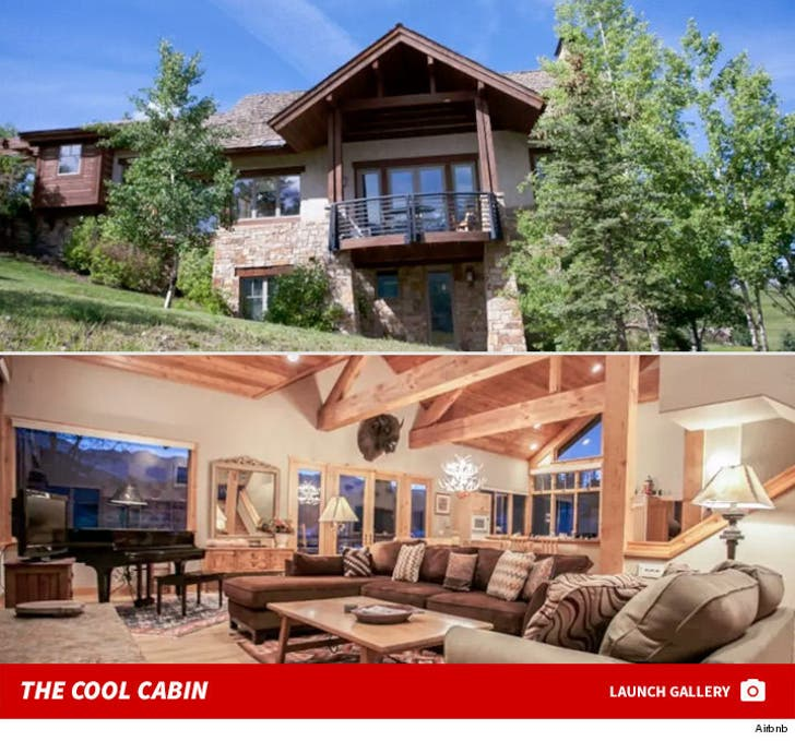 Chloe Grace Moretz -- The Cool Cabin
