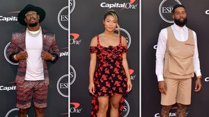 2019 ESPYs Fashion Shows Off Crazy Athlete Swag