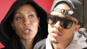 Jada Pinkett Smith Denies August Alsina's Claim They Had an Affair