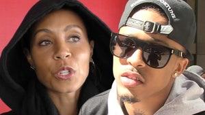 Jada Pinkett Smith Denies August Alsina's Claim They Had an Affair